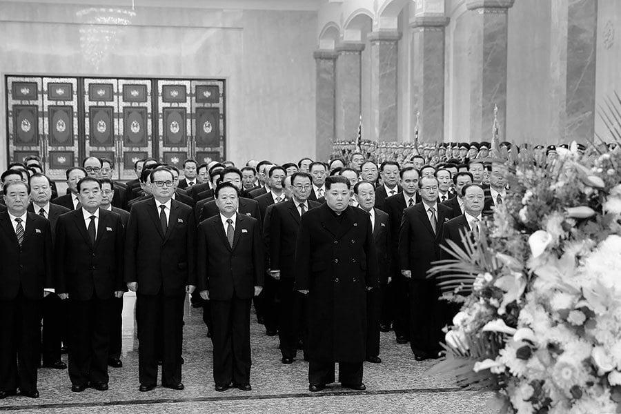 傳已被處死的北韓二號人物黃炳誓現身