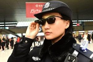 雲南啟用人臉識別眼鏡 大陸多地「刷臉進站」