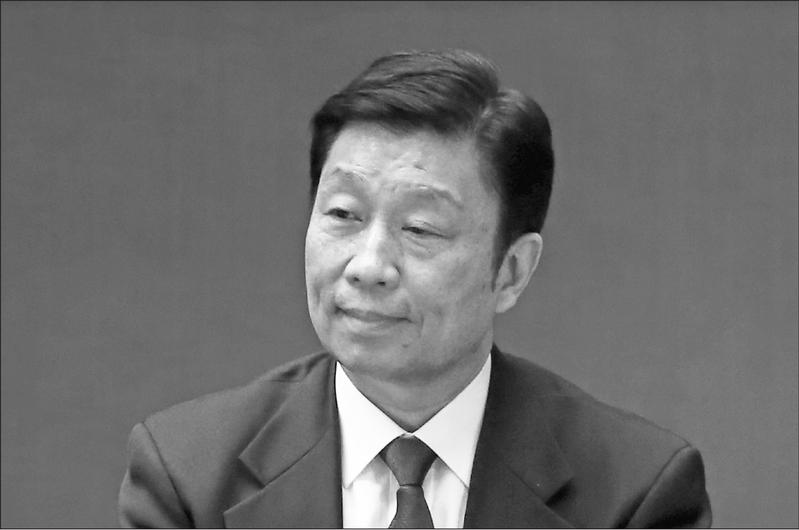 現任中共國家副主席李源潮的未來去向一直備受外界關注。(Getty Images)