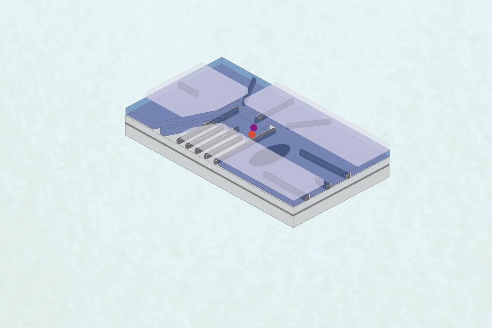 矽晶片結構圖。(YouTube視像擷圖)
