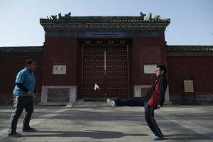 北京人口「流失」 街頭冷清得「嚇人」