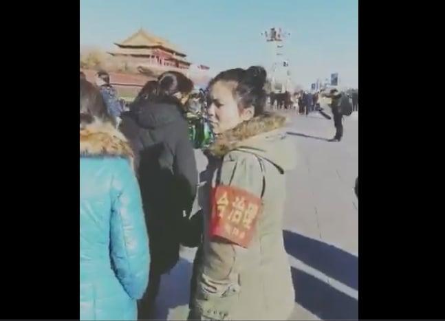 大批訪民進京至中南海「拜年」 被關進黑監獄