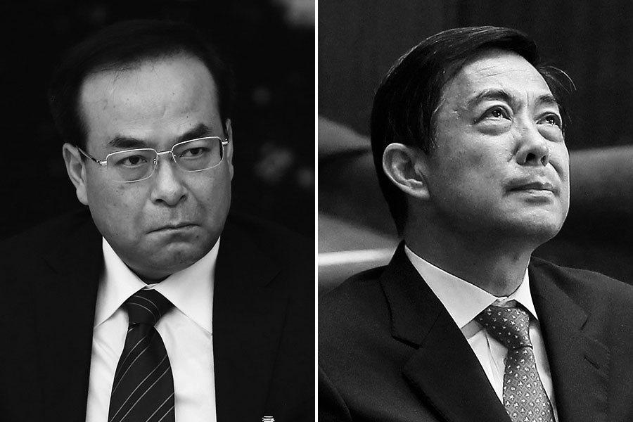 孫政才被批以「中國最年輕的政治人物」自居