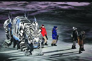觀看冬奧會開幕式 中國網友為何起急