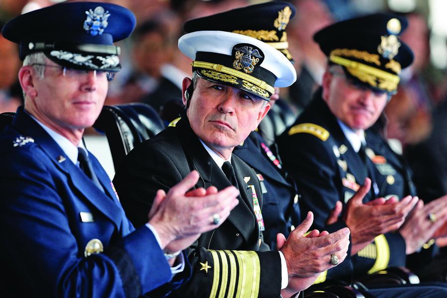 美將領:應做好與中共開戰準備