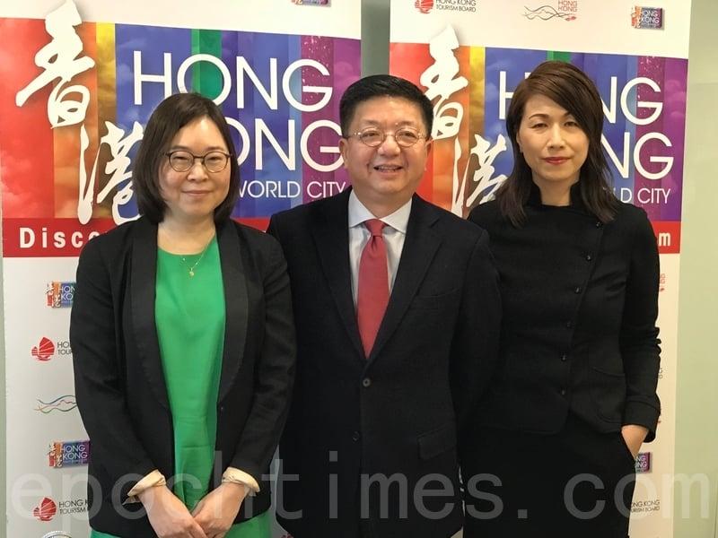 去年來港大陸客升3.9%  中國新年升15%
