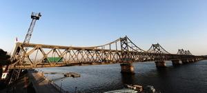 中朝將設新貿易區 輿論擔憂削弱對朝制裁