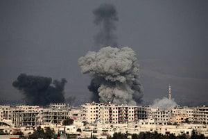 敘利亞政府「持續轟炸」 致二百平民喪生