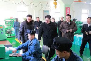 韓媒:制裁重擊北韓宮廷經濟 動搖金氏統治