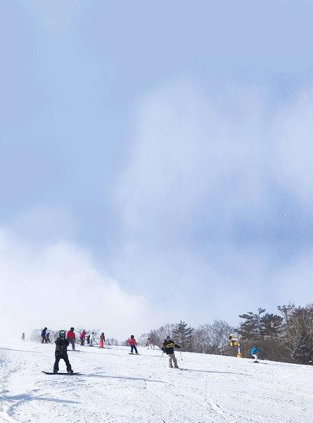 日本東北遊 雪國體驗之三 安比高原滑雪場