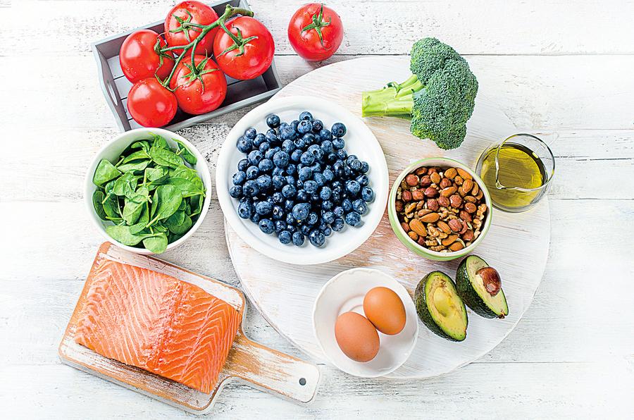 檢視自己培養新的健康飲食計劃
