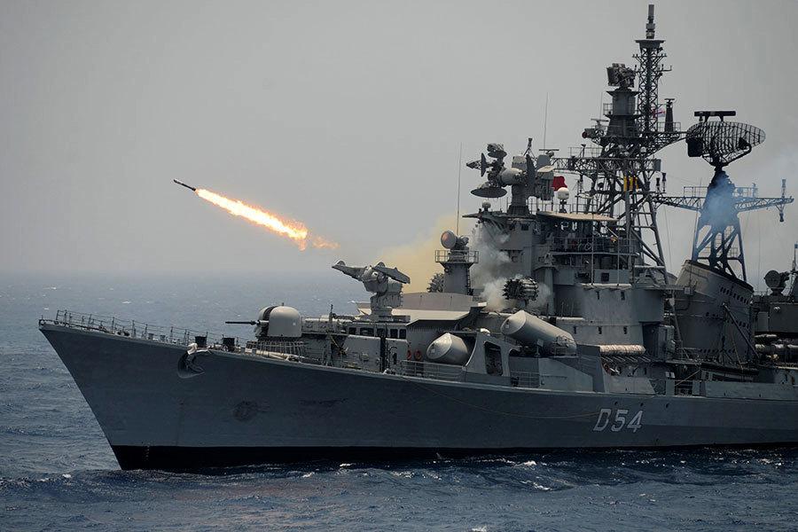 中共11軍艦集結印度洋 中印「暗戰」升級?