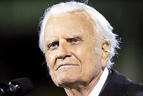「美國教宗」福音派佈道家葛培里去世 享年99歲