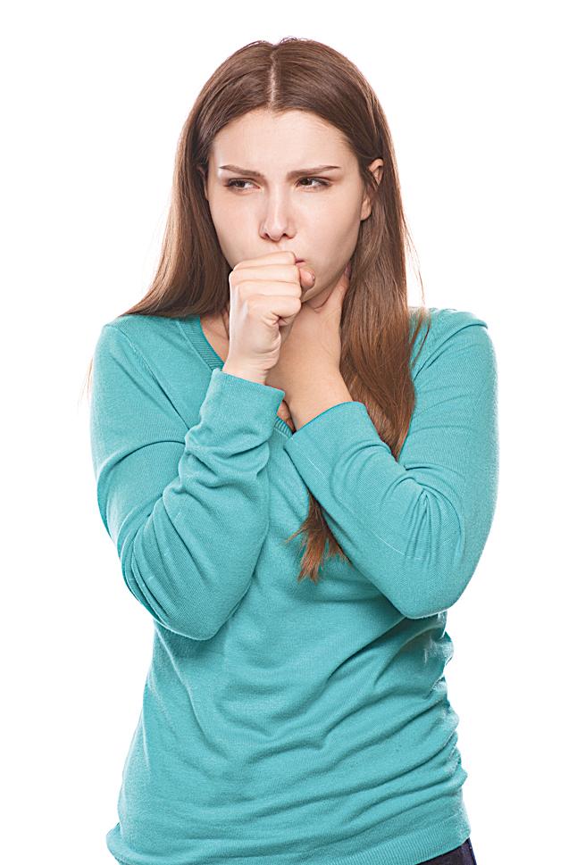 咳嗽不一定都是氣管炎