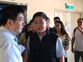 上海台辦主任赴台遭拒 台陸委會:因爭議大