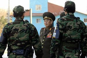 北韓特務頭子參加冬奧 擊沉韓天安艦主謀