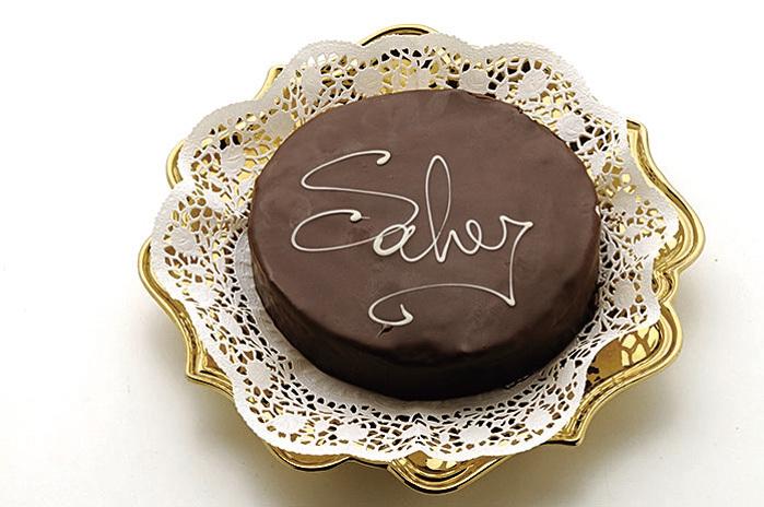 【經典甜點】Sachertorte 奧地利的薩赫蛋糕