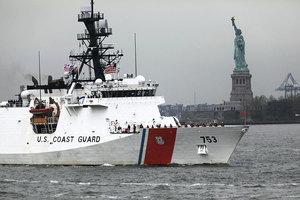 加強制裁 美海岸警衛隊監視218艘北韓船舶