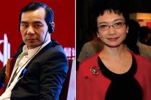 吳小暉被帶走前後與鄧小平外孫女離婚