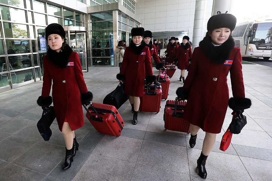 脫北者:北韓冬奧啦啦隊被迫當高官性奴