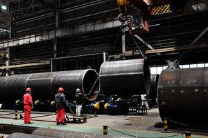 美媒:特朗普擬課所有鋼鋁材24%及10%高關稅