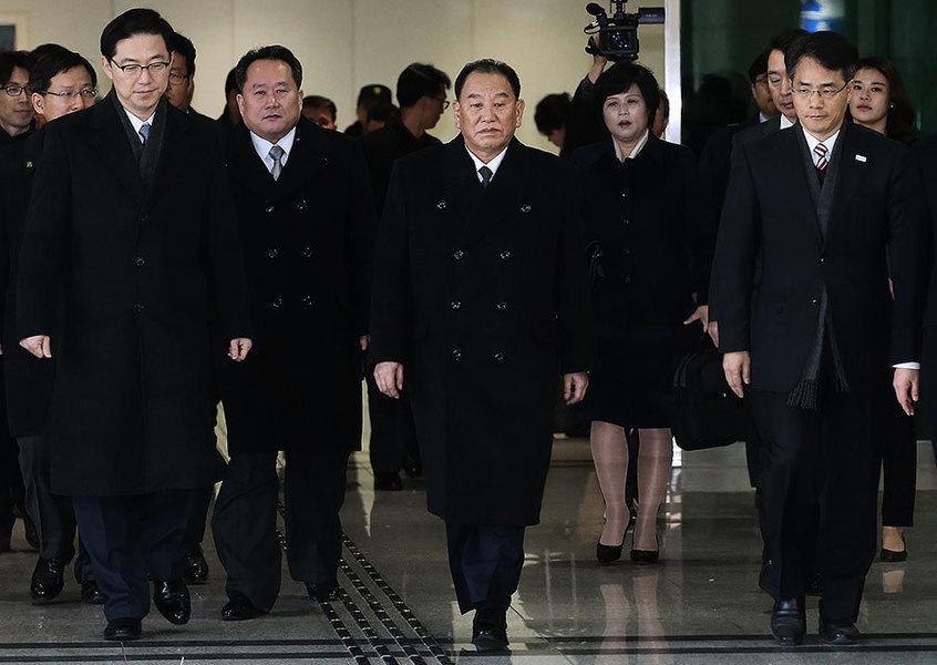 南韓總統府:北韓想和美國展開對話