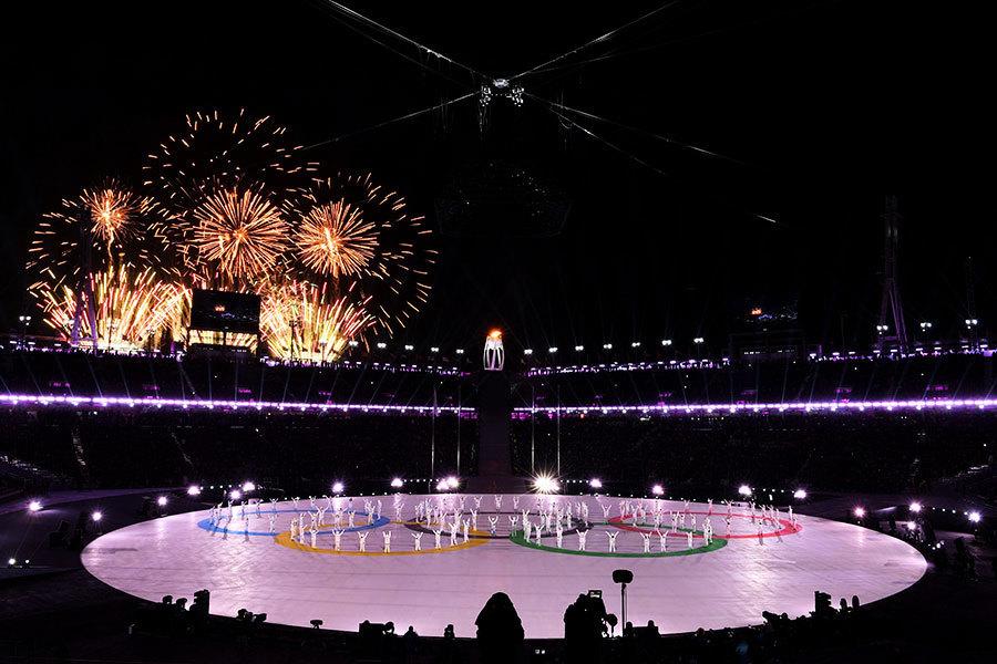 平昌冬奧會閉幕儀式 南韓傳統與時尚之盛宴