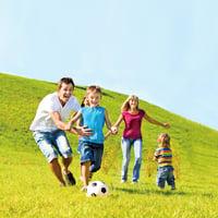 運動可增腦內啡 紓壓又療癒