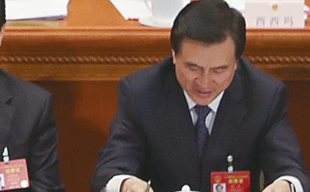 日前,楊晶落馬。(Lintao Zhang/Getty Images)