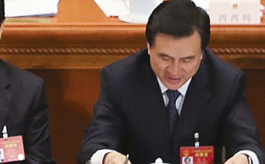 中共副國級高官楊晶落馬