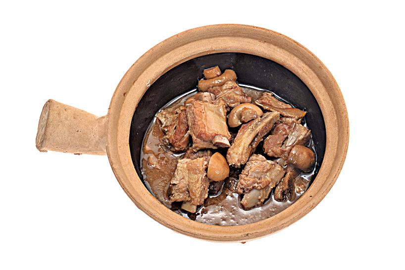 中式燉肉中常用肉桂作為提味香料。