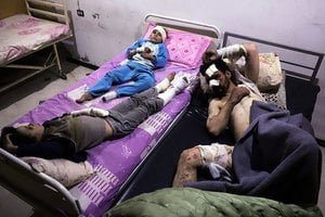 無視停火協議 敍軍持續圍城屠殺平民