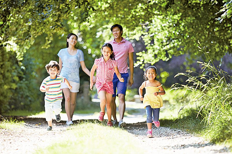 希望孩子多運動父母該如何做?
