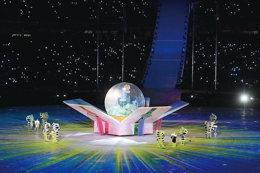 冬奧落幕 挪威總獎牌數39 排名第一