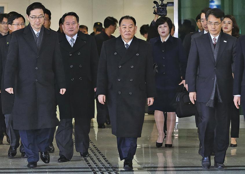 北韓願與美對話 美:需無核化