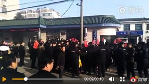 江蘇一律師身中30多刀慘死 官方稱自殺遭質疑