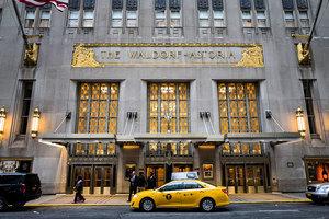 中共保監會計劃出售安邦持有的美國酒店