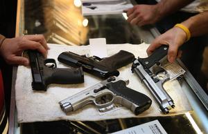 美國會推動新立法 強化購槍背景調查