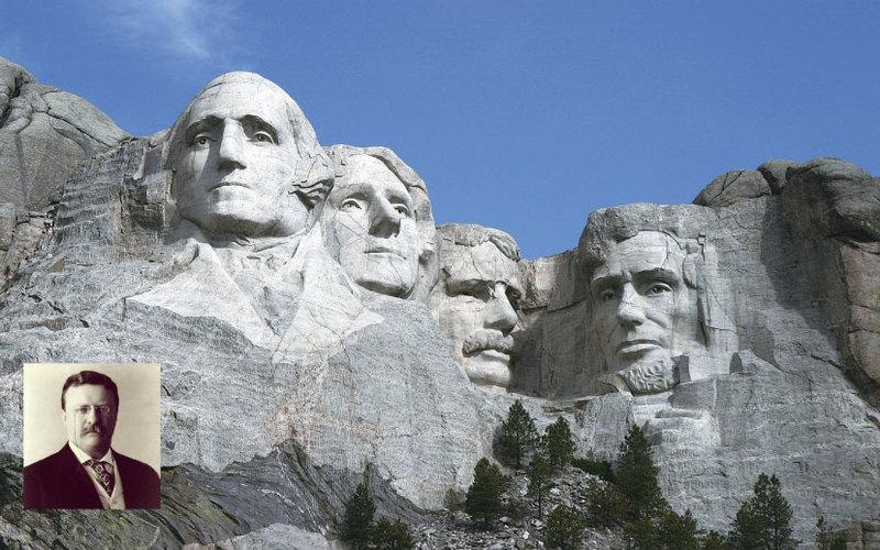 羅斯福總統 百年前重塑美國