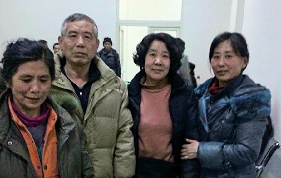 北京警方半夜上門抓訪民