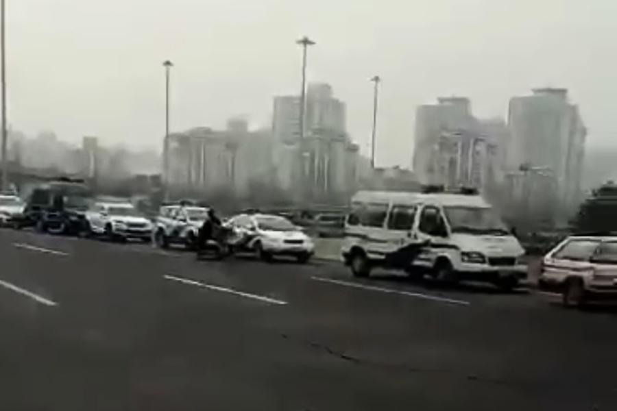 中共開兩會 駐京辦官員威脅阻擋訪民進京