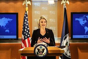 美國:與北韓對話的條件是無核化 否則免談