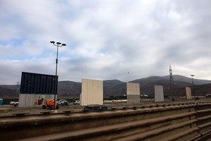 建邊境牆被指忽視環保 美法官裁決支持特朗普