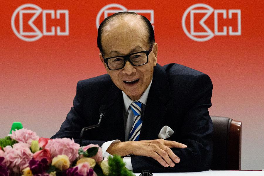李嘉誠悄然出售廣東3800畝地產項目