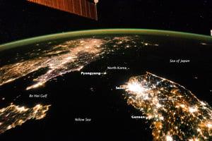 北韓歷經最嚴重缺電 連重大節日也沒電可用