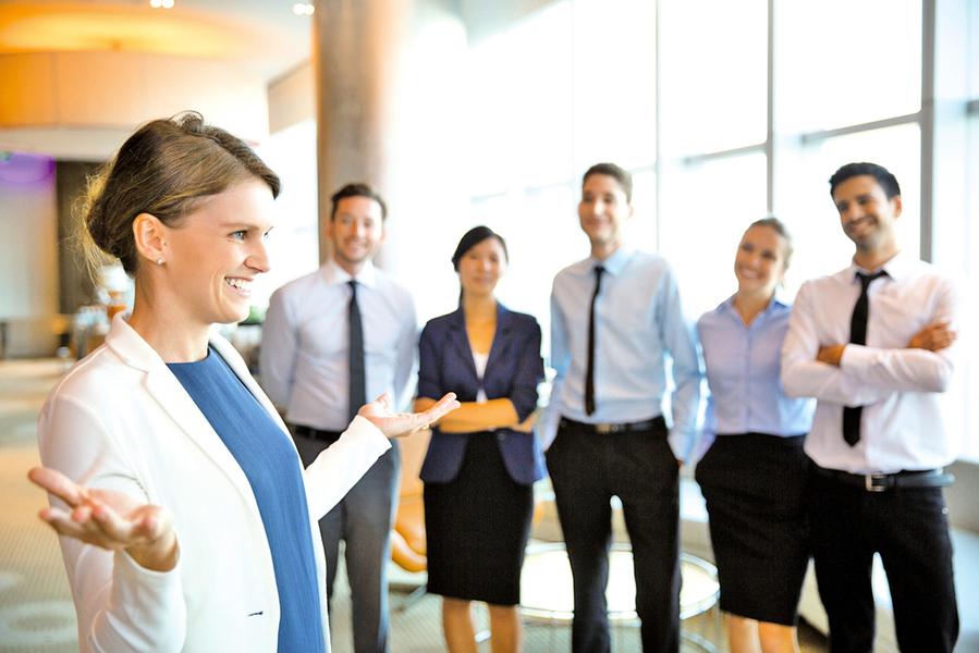 溝通是團隊成長因素