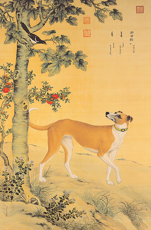 狗年趣談十全十美 《十駿犬》(一)