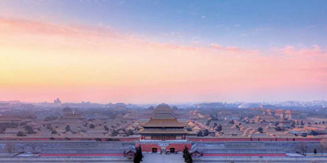 上書房是清代皇子讀書的場所,位於紫禁城乾清門內東側南廡。 (Wikimedia Commons)