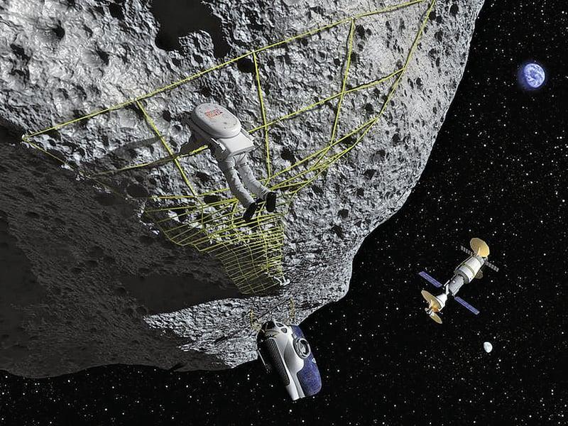 科技競爭催生太空淘金產業
