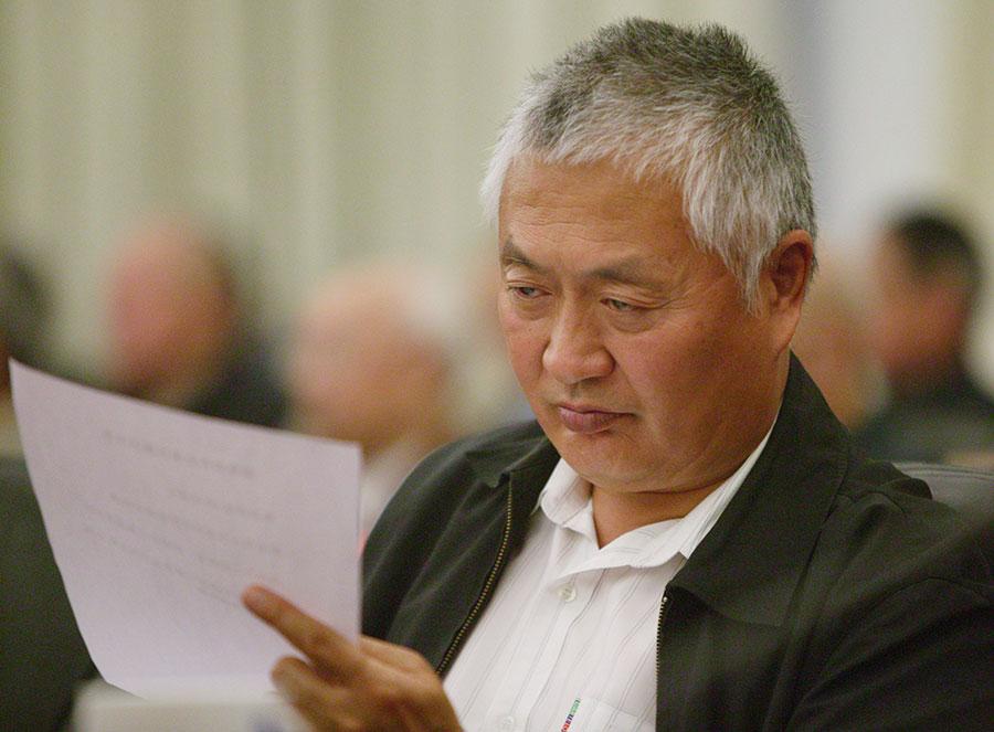 紅二代陳小魯,2月28日在海南突發心臟病去世。(大紀元資料室)